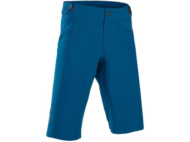 ION Scrub AMP Pyöräilyshortsit Pitkä Miehet, ocean blue